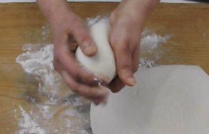 formazione panetti pizza