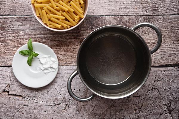 cottura pasta scarpariello