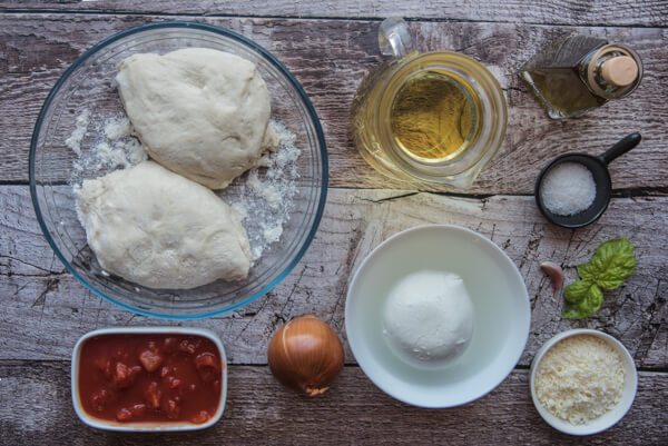 ingredienti pizza fritta